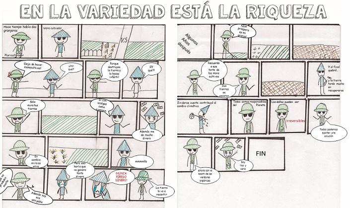 Comic Jorge Andres Lopez V